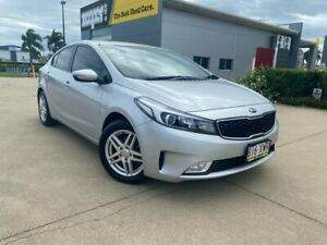 2017 Kia Cerato YD MY17 S Silver 6 Speed Sports Automatic Sedan Garbutt Townsville City Preview