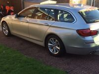 BMW 520d Touring 2011 (Efficient Dynamics) 109k FSH - Fully loaded