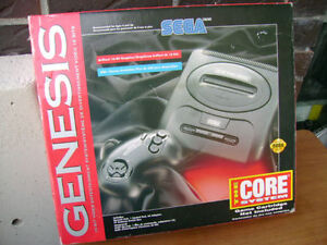 Sega Genesis  and Dreamcast Systems