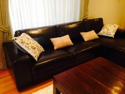 Lounge Suite (2 Seater with Side Chase) Donvale Manningham Area Preview