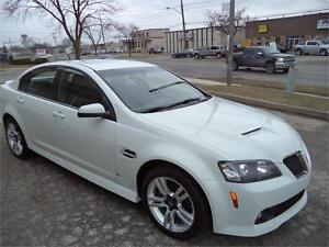 2009 Pontiac G8 VERY RELIABLE LOW KM RUNS GOOD ACCIDENT FREE