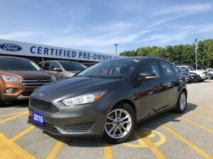 2016 Ford Focus SE |Bluetooth|Heated Seats|Cruise|Heated Stee...