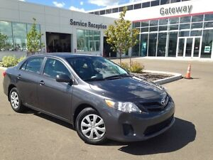 2013 Toyota Corolla CE Convenience Pkg - Only 26K! Bluetooth, Ai