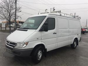 2006 DODGE SPRINTER 2500- DIESEL- LOW ROOF- MID LENGTH