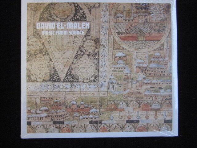 David El-Malek - Music From Source (CD) NEU&OVP!