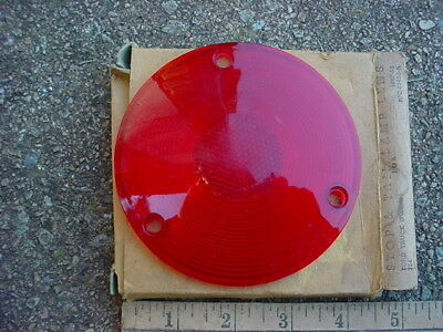 FOMOCO 57 58 some FORD TRUCK NORS TAILLIGHT LENS 724