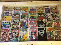 More than 5000 COMIC BOOKS for Sale