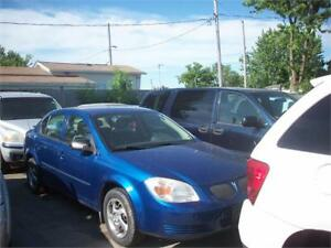 2005 Pontiac Pursuit RUNS AND DRIVES LOCAL TRADE AS-IS DEAL