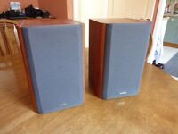 Celestion F10 speakers in Cherry