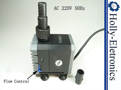 Ac 220v 50hz Mini Submersible Waterpump Good For Freshwater And Seawater