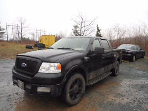 FOR PARTS Ford F-150 SuperCrew LARIAT - READ BEFORE CALL