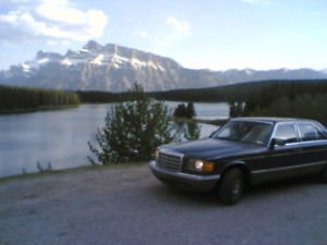 1981 Mercedes-Benz 300 SD Turbo Diesel, hand made, 30 mpg