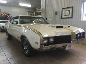 Oldsmobile 442 Hurst Tribute 1969