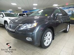 2010 Lexus RX 450h HYBRID   Navi   DVD   Leather   Tow Package