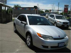 2007 Saturn Ion Quad Coupe Ion.2 Base - NO ACCIDENTS