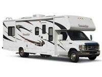 23 Class C Motor Home for Rent! Rental special happening now!