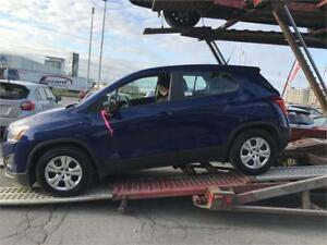 2013 Chevrolet Trax LS-FULL-AUTOMATIQUE