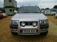 2004 Vauxhall Frontera 2.2 LIMITED 16V 5d 136 BHP Estate Petrol Manual