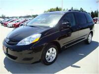 Toyota Sienna Black Loaded - Lease To Own DCLI Program