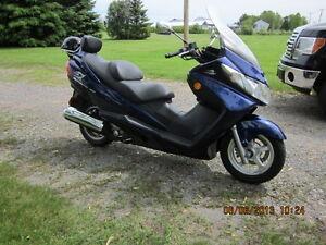 susuki burgham 400 cc 2006