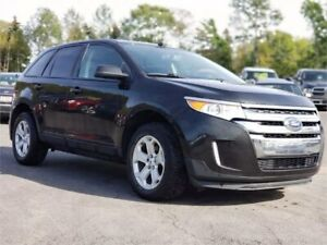 BEST DEAL!  EASY FINANCING!!! 2012 Ford Edge SEL