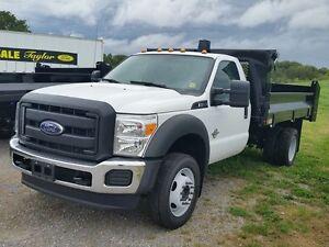 2016 Ford Super Duty F-550 XL *Diesel*Dump Body*BRAND NEW*