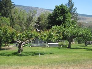 Lot in beautiful location in sunny Okanagan.