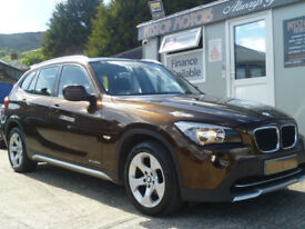 2010 BMW X1 SDRIVE 20 SE { FULL SERVICE HISTORY} FINANCE AVAILABLE ZERO DEPOSIT