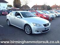 2006 (56 Reg) Lexus IS 250 2.5I V6 SE 4DR Saloon SILVER + 2 KEYS