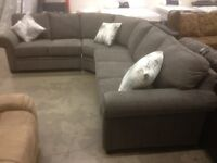 """SECTIONAL in our """"25 YEAR FABRIC"""" – IMMEDIATE DELIVERY!"""