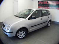 Volkswagen Polo 1.9 Diesel 64bhp 2004 Twist Diesel 5 Door Excellent Condition