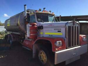 Kenworth W Model Gullwing Water Cart Andamooka Far North Preview