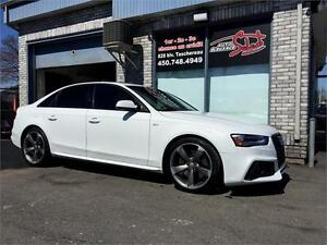 2014 AUDI S4 PROGRESSIV BUMPER RS **MANUAL**