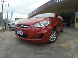 2012 Hyundai Accent RB Active Hatchback Midland Swan Area Preview