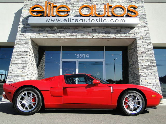Ford: Ford GT 40 GT40 Rare Stripe  Delete  Red Calipers BBS WHEELS Perfect