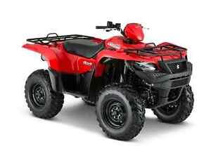 KINGQUAD 500 AXI POWER-STEERING West Island Greater Montréal image 1