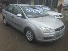 2007 Ford Focus LS CL Silver 4 Speed Automatic Sedan Broadmeadow Newcastle Area Preview
