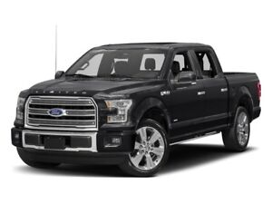 2017 Ford F-150 4D