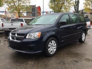 2014 Dodge Grand Caravan Canada Value Package