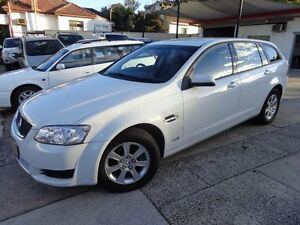 2011 Holden Commodore VE II Omega White 6 Speed Automatic Sportswagon Sylvania Sutherland Area Preview