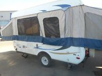2011 Coachmen Clipper 126 Tent Trailer
