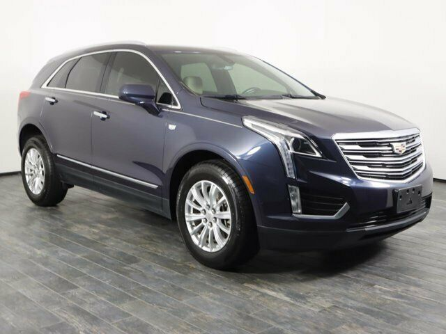 Off Lease Only 2018 Cadillac XT5 FWD Gas V6 3.6L/222.6