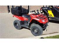 2012 Suzuki King Quad 400 ATV