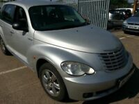 CHRYSLER PT CRUISER AUTOMATIC 2007 REG LEATHER ALLOYS 12 MONTHS MOT