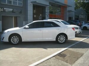 2012 Toyota Camry ASV50R Altise White 6 Speed Sports Automatic Sedan Kippa-ring Redcliffe Area Preview