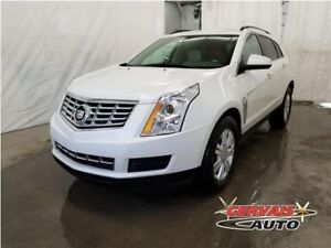 Cadillac SRX Leather Collection CUE MAGS 2013