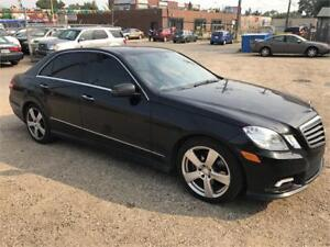 2011 Mercedes Benz E350 4Matic --$0 DOWN FINANCING,100% APPROVED