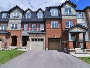Spacious 3 Large Bedrooms And 4 Bath Mattamy Freehold Townhouse