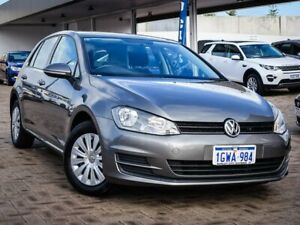 2013 Volkswagen Golf VII 90TSI DSG Grey 7 Speed Sports Automatic Dual Clutch Hatchback Morley Bayswater Area Preview