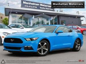 2017 FORD MUSTANG AUTO |CAMERA|BLUETOOTH|WARRANTY|ONLY 41,000KM
